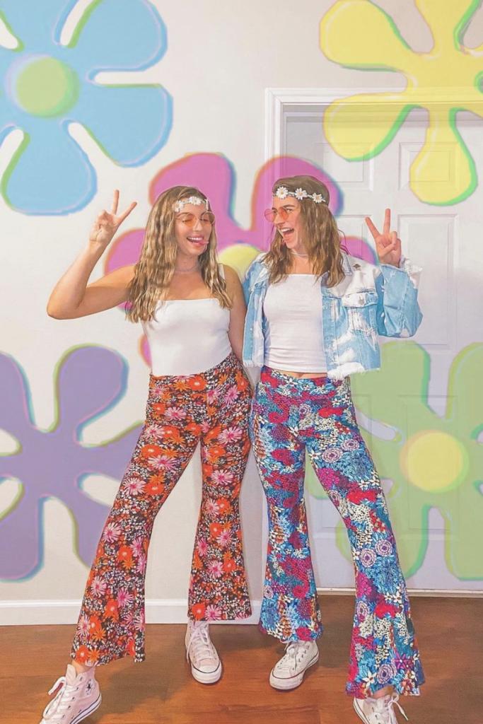 hippie college halloween costumes