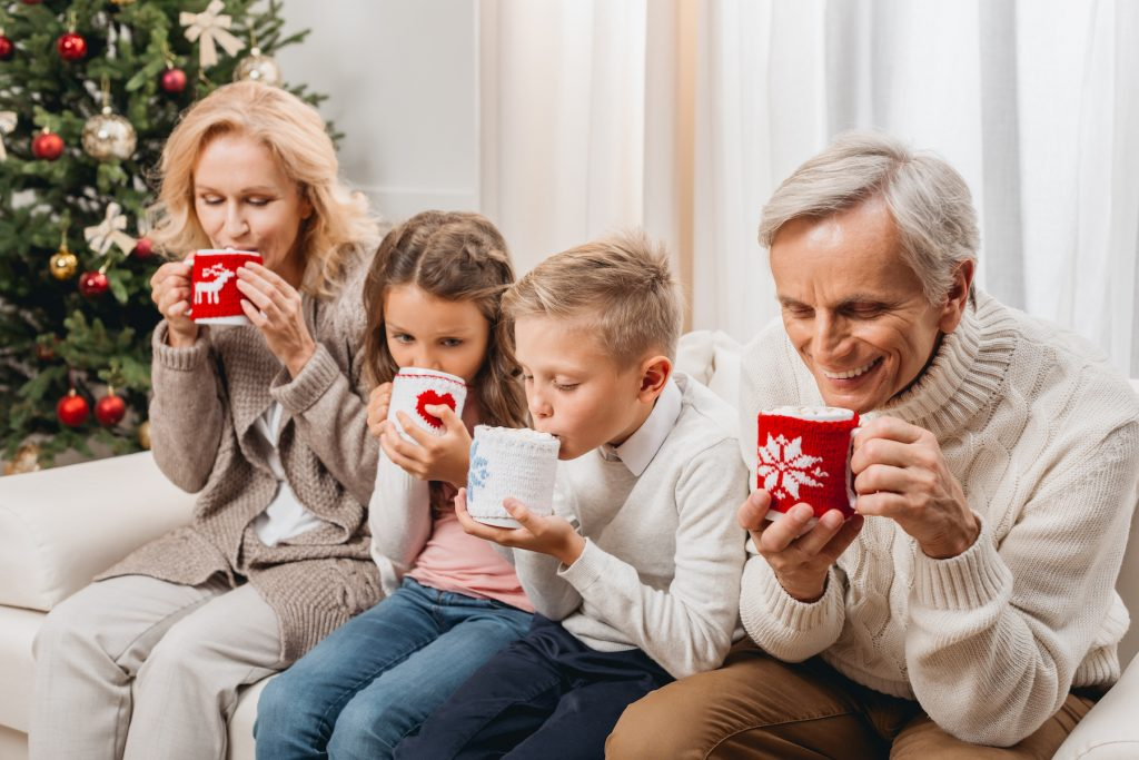 grandparent Christmas gifts